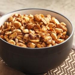 chili lime peanuts