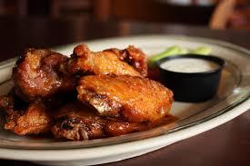 Easy ranch wings