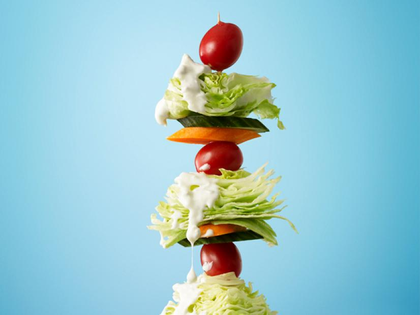 salad kabob