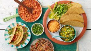 Taco, Family dinner, easy dinner