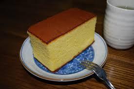 castella sponge cake