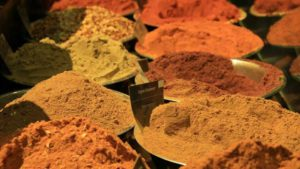 Masalas and spices