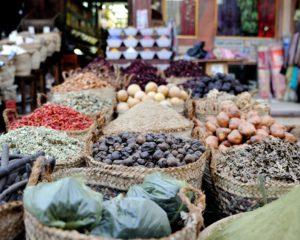 aswan egypt market