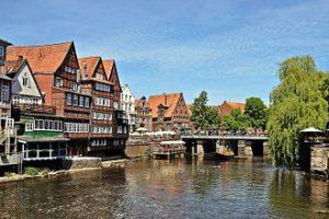 Brausebrucke bridge_Lüneburg