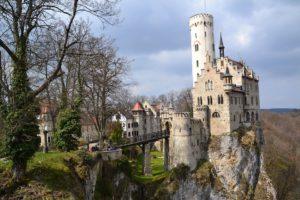 German Fairy Tale Castle