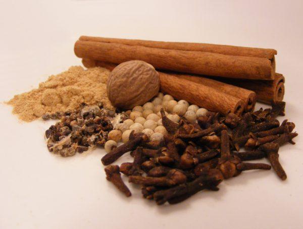 koekkruiden (spice blend)