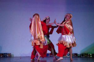 Arabian folk dance