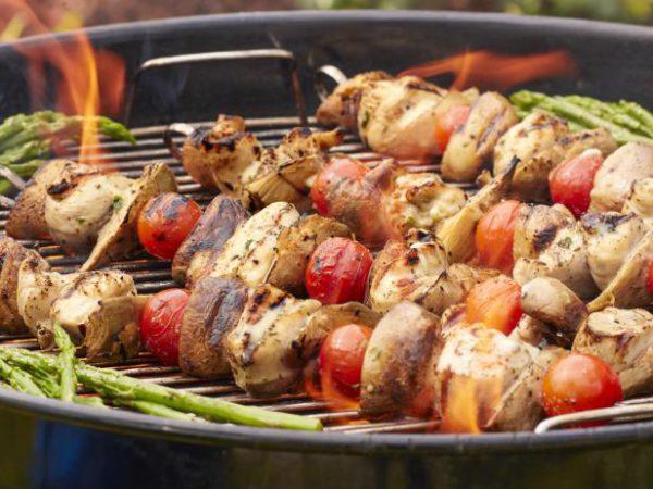 Easy Spiced Chicken Kebab