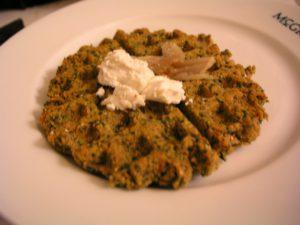 falafel waffel