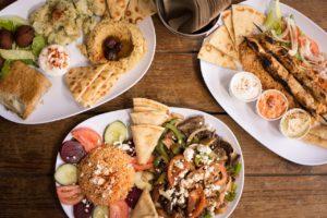 greek spread