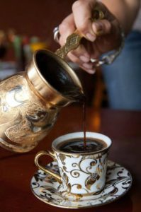 middle eastern coffee