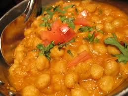Simply Chana Masala
