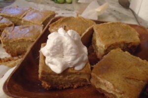 Fruity Pie Bars-Mango
